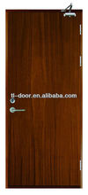 BS 476/EN 1634 timber fire rated abs doors