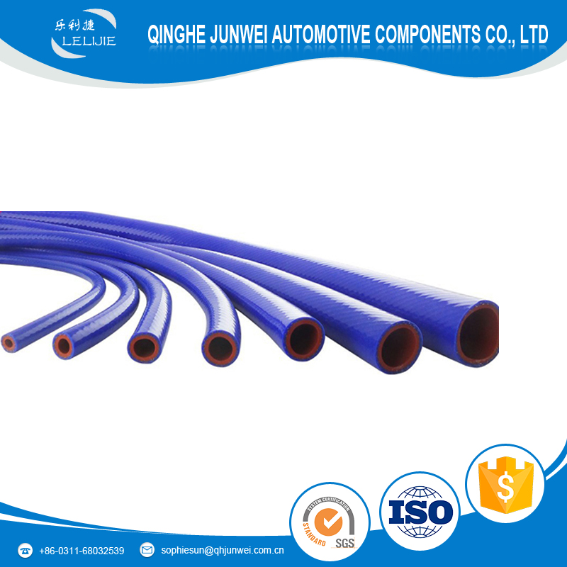 High performance 0.25 inch racing car samco silicone hose coolant silicone hose