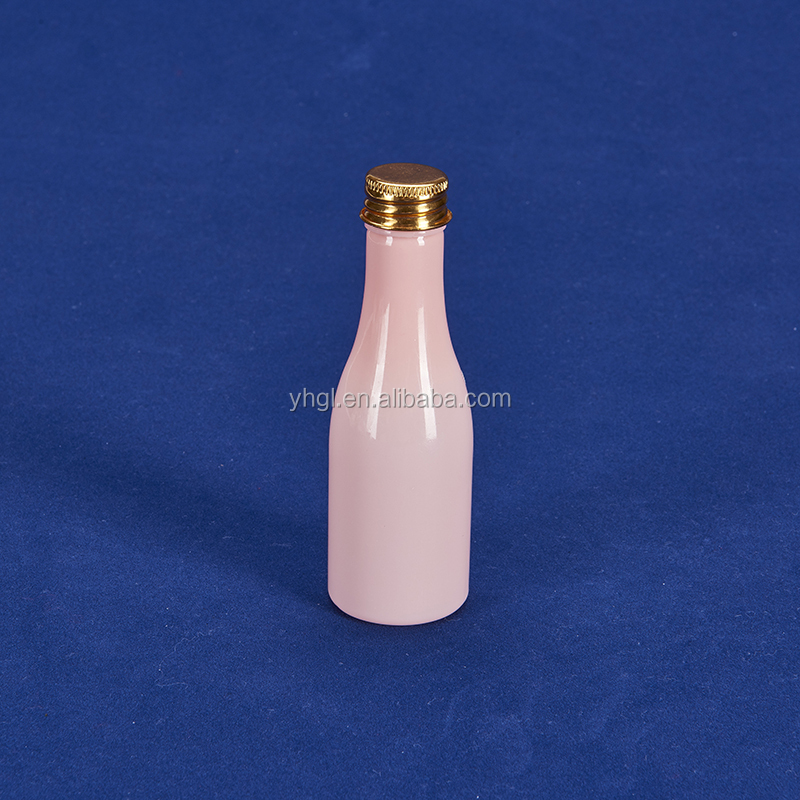 50ml pet bottle cosmetic wine bottle china manufactory