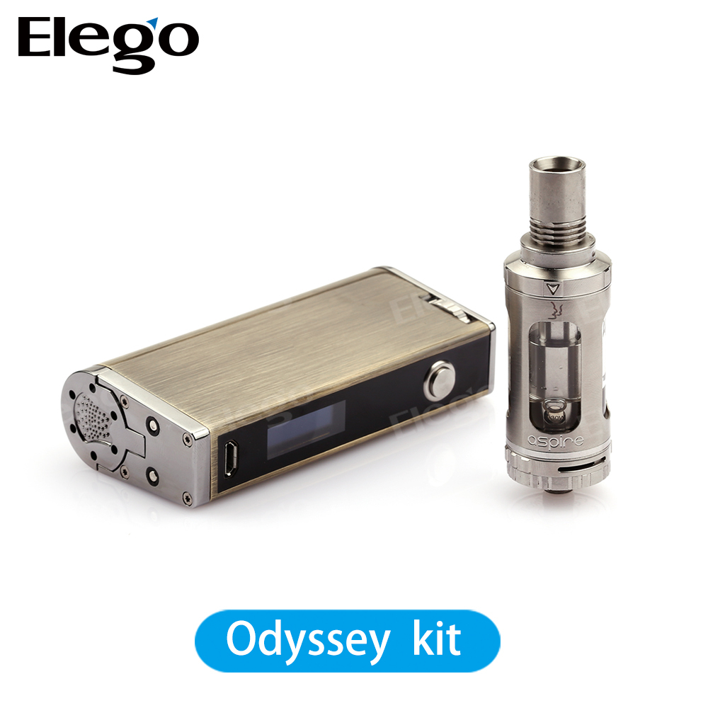 Newest vapor Aspire Odyssey kit aspire pegasus Box Mod 70w Match Subtank mini Tank box mod Vape Vs ipv d2 and Smok TFV4