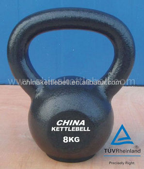 50kg cast iron kettlebell for fitness