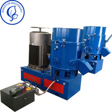 Plastic Material Agglomerator Pelletizing Machine Granule Making Machine