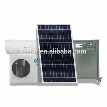 9000btu  solar split wall mouted air conditioner  100% DC no inverter
