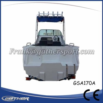 Alibaba Suppliers User-Friendly Excellent Material Catamaran Work Boat