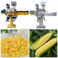 Sweet Fresh Corn Peeling Thresher Machine/Maize Sheller Machine