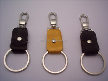 men cheap leather portable car key holder key holder cabinet