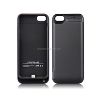 2200mah External Backup Battery charger Case Cover for iphone 5 5s 5c Battery Case
