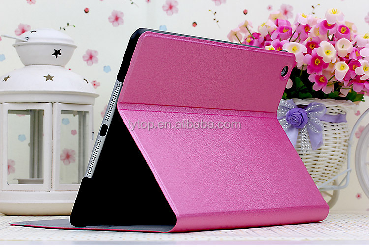 New For iPad Air 5 Ultra Slim Leather Stand Case + Back Cover