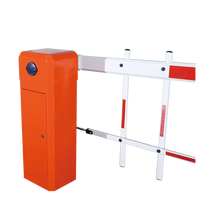 automatic traffic barrier for parking solution