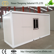 Sandwich Panel Civil Comfortable Prefab Living Container House Modify Container Coffee Shop