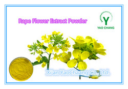 100% natural rape flower Extract Powder