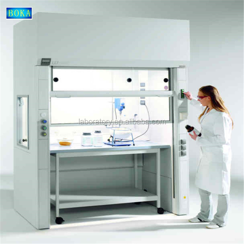 Vet.Phisiology Lab eye washer cabinets for storage