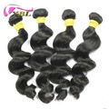 High Quality Good Feedback Unproessed Loose Wave Virgin Hair