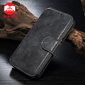 2016 New Luxury Wallet with Card Slots Stand Book Magnet WILDLEDER Flip SUEDE Leather Phone Case for Samsung Galaxy S6 Edge Plus