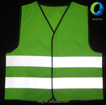 High Security Safety Vest Reflector Jacket With Reflector Tape
