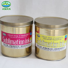 Good quality offset sublimation for heat transfer printing ink
