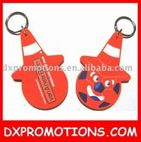 Custom EVA floating keychain/EVA float keychain/Floating keyring