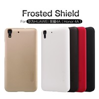 High Quality Matte Case For Huawei Honor 4A NILLKIN Super Frosted Shield Back Cover