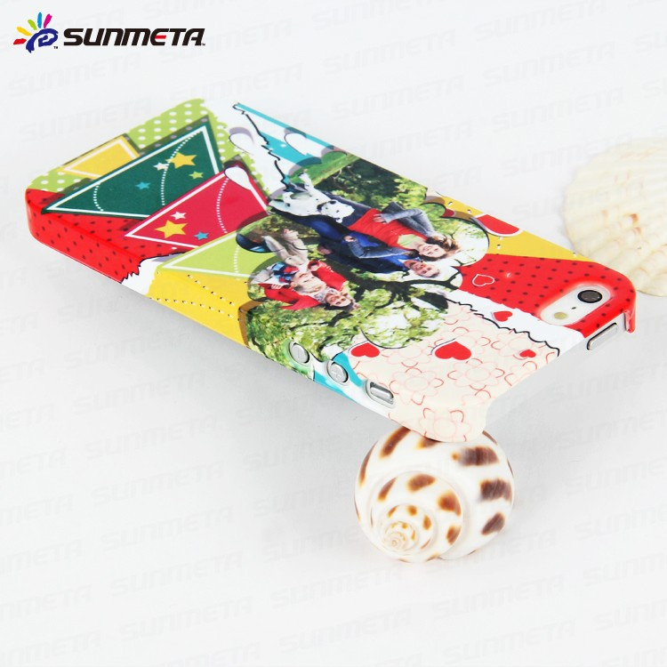 Directly Factory Small MOQ High Quality Selling Well glossy blank phone cases for sublimation printing
