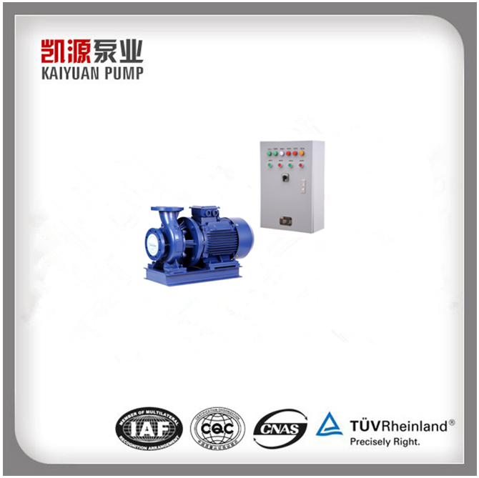 KYW Electric Fuel and Centrifugal Pump Theory Clean Water Electric Pump