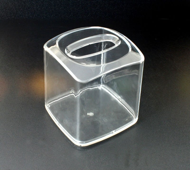 Acrylic Boutique Tissue Box/Holder/Container/Stand