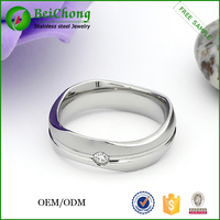 Best quality hot animal sex with woman bent silver ceramic ring