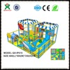 Happy Childhood Best design Huge Indoor tunnel inflatable playground QX-IP019