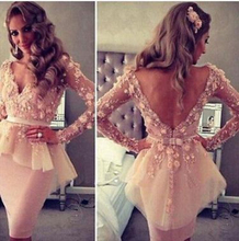 2016 Walson fashion <strong>dress</strong> pink lace backless online shopping women <strong>dresses</strong> one piece girls <strong>party</strong> <strong>dresses</strong>