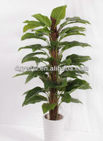 Artificial plant,artificial tree,decorative plastic pothos plant potted indoor outdoor