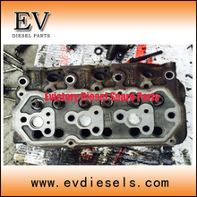 head, cylinder S4L S3L2 S3L cylinder head - Excavator engine parts