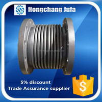 High quality pipe fittings stainless steel bellow concrete metal expansion joint