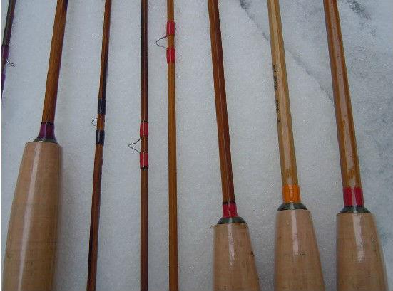 бамбуковые удочки из китая