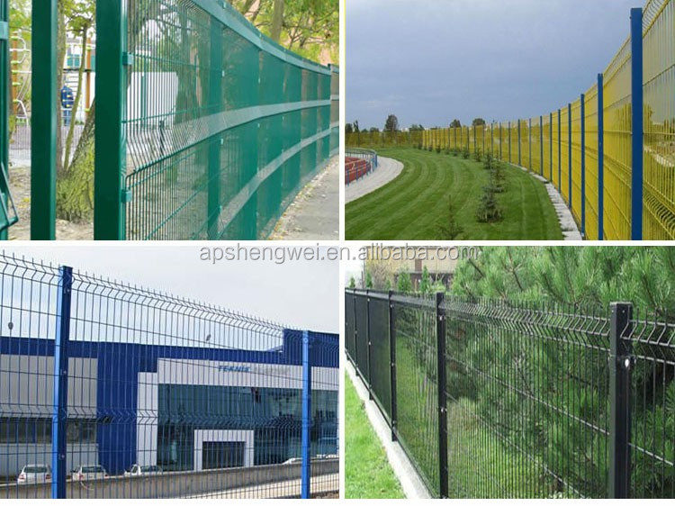 Rubber coated square wire metal fencing buy mesh