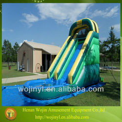 inflatable floating water slide/inflatable cheap water slide/adult size inflatable water slide