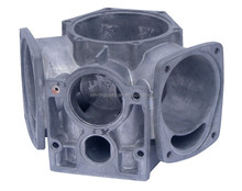 OEM die casting aluminum automobile engine cylinder block, car engine related accessories