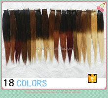 malaysian bundle hair Tape Hair Extensions