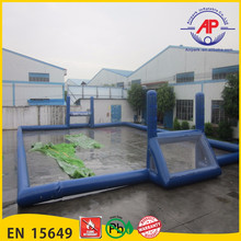 Airpark Customized Giant Inflatable Football/Soccer Field, Water Park