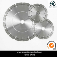 Concrete stone grooving saw blade/wall saw blade cutting tools