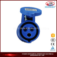 Manufacturer 16A 2P+E IP44 220-250V rca connector