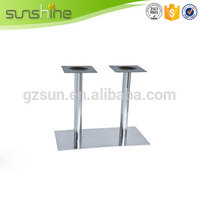 China factory price High quality square metal table leg