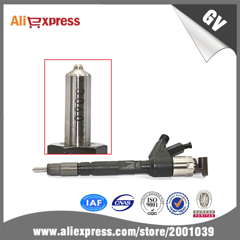 095000-6791 common rail injector suit for Denso, diesel engine parts for sale