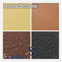 Using I-sourcing mica pearl luster pigment for silicone exterior wall primer