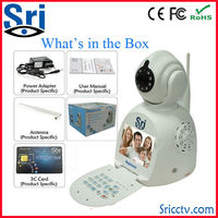 Sricam SP003 3G Network P2P Free Video Call Wifi IP Security Camera Battery Operated Wireless IP Security Camera