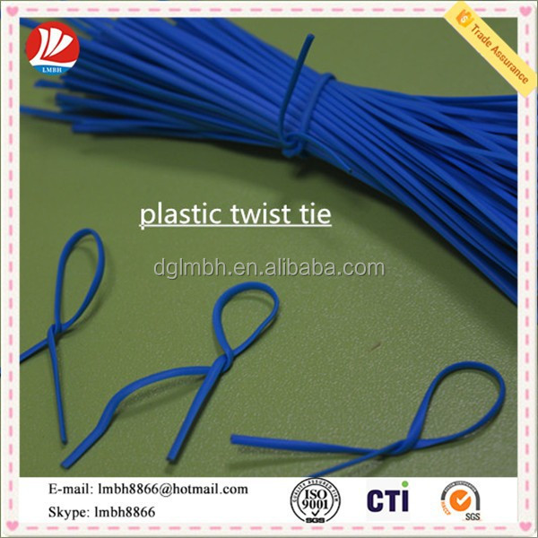 PE PVC Plastic packaging rope