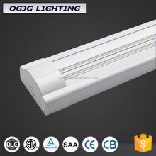 2017 CE ETL DLC 1200mm 1500mm ceiling led light fixture pendant linear light fitting for office kitchen bedroom library