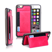 New arrival factory price leather case for iphone 6 6s cover