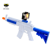 Factory Light Plastic Smartphones AR Gun Controller with Game Apps