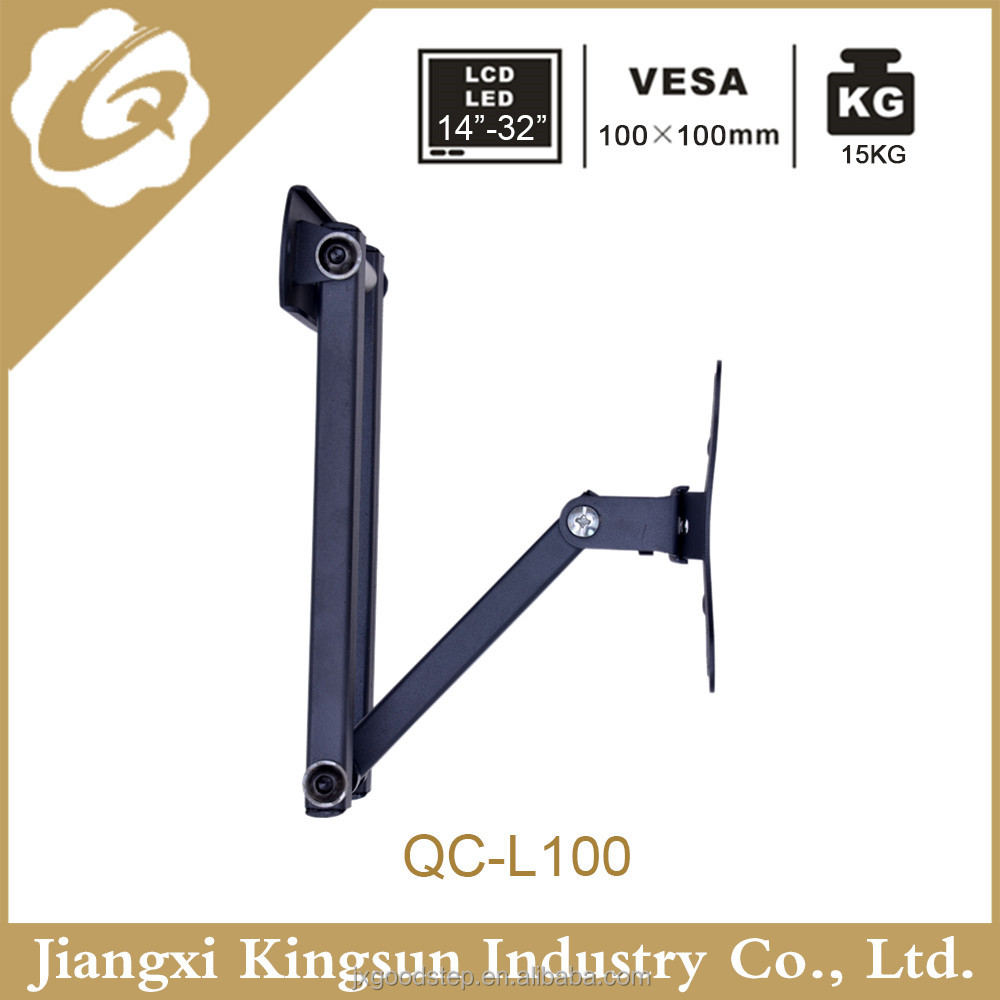 LCD TV WALL MOUNTING BRACKET SWIVLE STAND for 14-26 inch <strong>L100</strong>