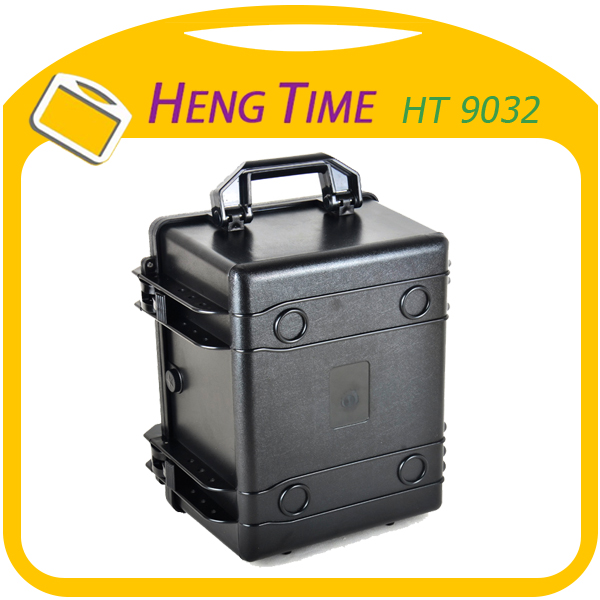 Safety case with handle