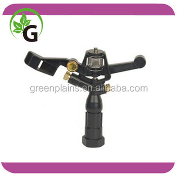 "Irrigation Impact Sprinkler brass nozzle 3/4"" female thread"